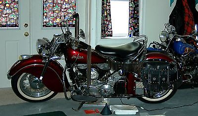 1948 Indian Chief  1948 Indian Chief