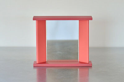 Marco Zanini for Marutomi 1997 YOU AGAIN Pink dead stock . SOTTSASS MEMPHS
