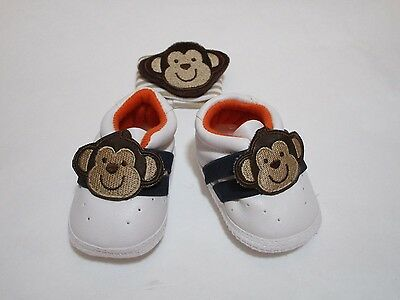Adorable Newborn Shoes and Wrist Rattle