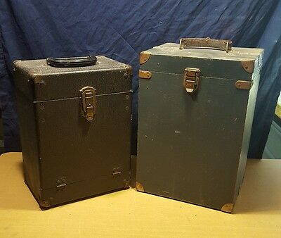 Siemens 16mm AND Revere 8mm Movie Projectors Movies PLUS Extras!