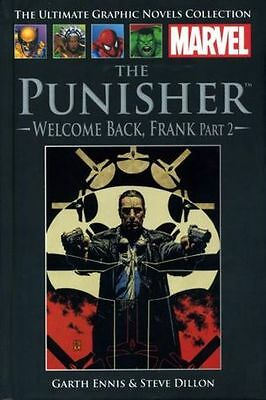 Marvel Ultimate Graphic Novel Collection #43: Punisher Welcome Back Frank Part 2