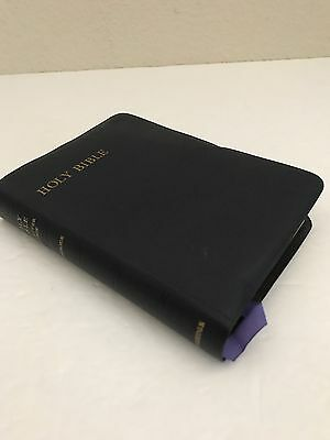 Cambridge Small Compact KJV Bible 61XRL Rare