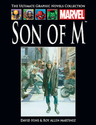Marvel Ultimate Graphic Novel Collection #62: Son of M
