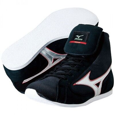Boxing Shoes EF-FOT Model Black 36KB300 Made in Mizuno JAPAN