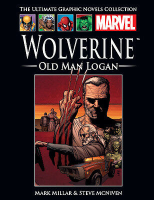 Marvel Ultimate Graphic Novel Collection #54: Wolverine: Old Man Logan