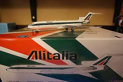 Alitalia Boeing B727-200 Scale 1/200 Inflight 200 I-DIRT Discontinued 240 pcs