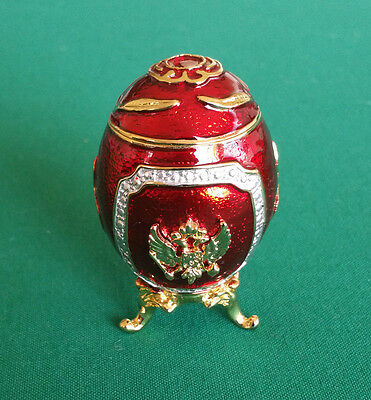 Traditions of Faberge Russian Imperial Egg