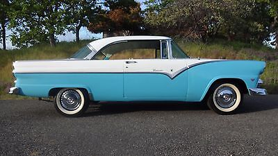 1955 Ford Fairlane Victoria 1955 Ford Victoria nicely restored, runs and drive great very hard to find. .