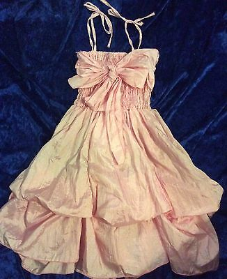 Baby Pink Party Dress BRAND NEW Size 5/6