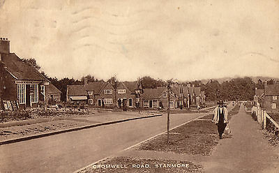 Cromwell Road, Stanmore.  1923.