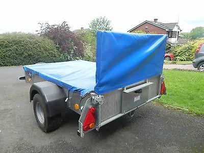 Ifor Williams Trailer with Ramp.