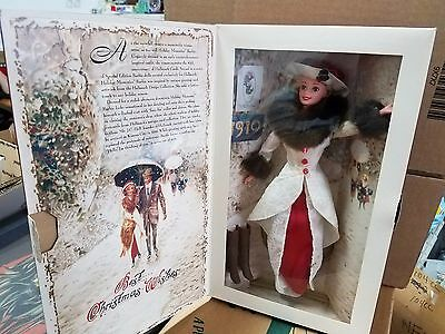 Hallmark Special Edition Holiday Memories 1995 Barbie Doll