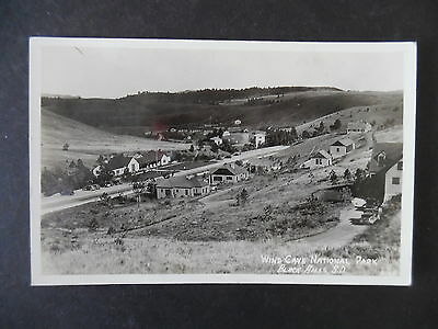 RP Black Hills South Dakota Wind Cave National Park ca1940 Postcard