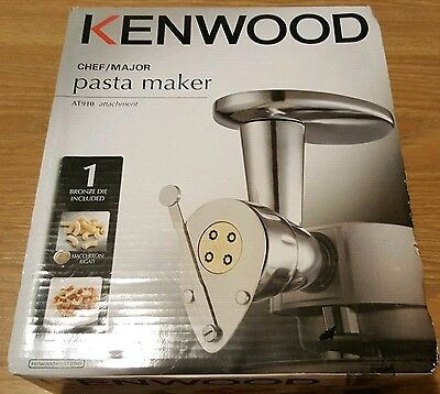 Kenwood Pasta Maker Attachment