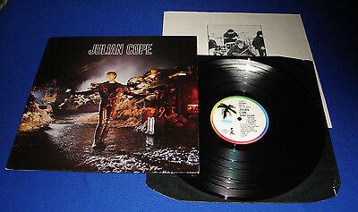 julian cope-saint julian-vinyl lp-1987-teardrop explodes.