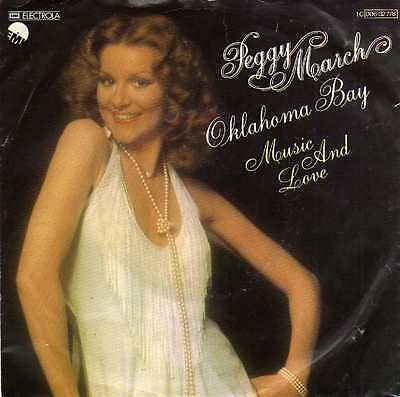 "Peggy March- Oklahoma Bay/ Music And Love, 7"" Vinyl Single"