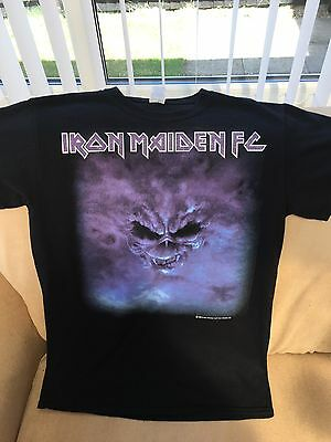 Iron Maiden Fan Club T Shirt
