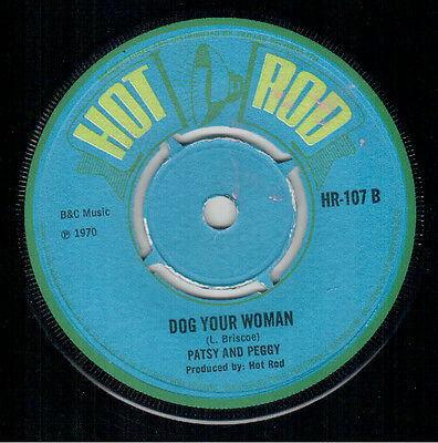 Hot Rod All Stars - Strictly Invitation / Peggy - Dog Your Woman - Hot Rod
