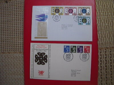 20 VARIED AND INTERESTING  FIRST DAY COVERS FROM THE 1970s  LOT 10