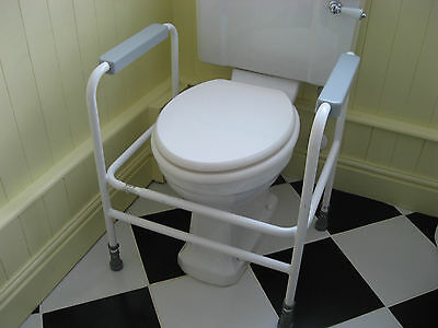 Adapt Toilet Frame