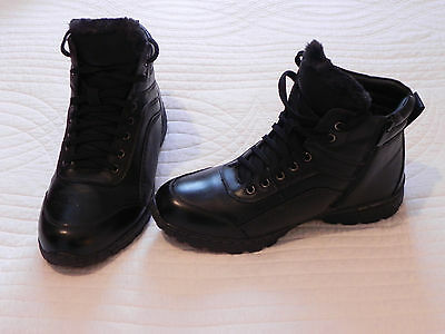 Chaussures Homme *walking* Noir * Taille 43