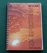 Sinclair Zx Spectrum Basic Programming Book Manual 3rd Edition 1983