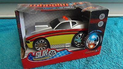 Wheelworx Toy Car With Lights And Sounds New Still Boxed