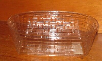 2001 Longaberger Autumn Reflections Small Daily Blessings Plastic Protector Euc