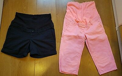 Maternity Shorts Bundle H&M spring summer clothes