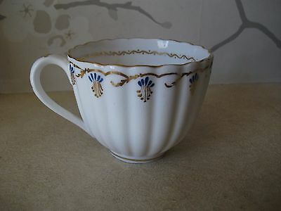 Antique 18th century English porcelain coffee cup - possibly Derby ?