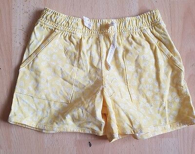 girls mothercare shorts age 6-7