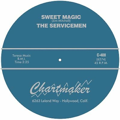 SWEET MAGIC The Servicemen  *NORTHERN SOUL*