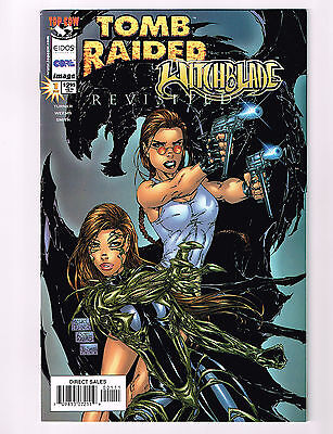 Tomb Raider/Witchblade Revisited #1 - Near Mint - Image/TopCow Comics
