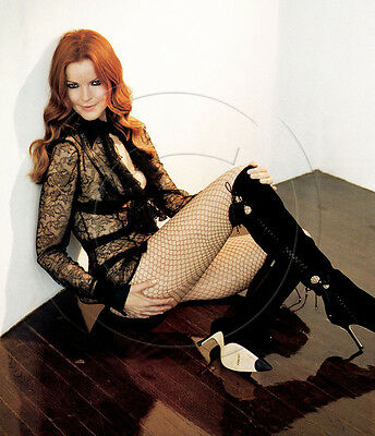 Marcia Cross   leggy   8x10 photo   nice legs
