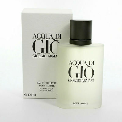 Giorgio Armani Acqua Di Gio 100ml Men's Eau de Toilette Spray Perfume