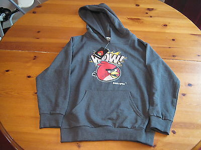Boys Hoodie Angry Bird Design Brand New with Tags