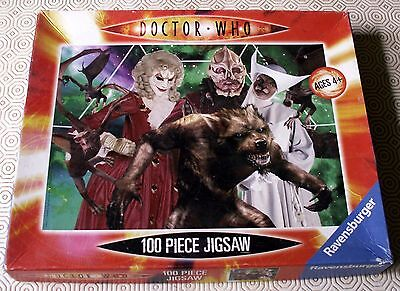 Doctor Who  100 piece jigsaw puzzle