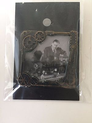 Museum of Pin-tiquities - LE 750 - Walt Disney With Train - AP Pin