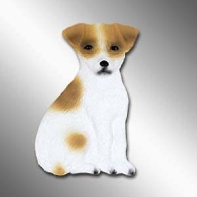 (1) Jack Russel Terrier Flat Dog Magnet! Save By Bidding On Several Auctions!
