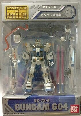 Mobile Suit In Action MSIA RX-78-4 Gundam G04
