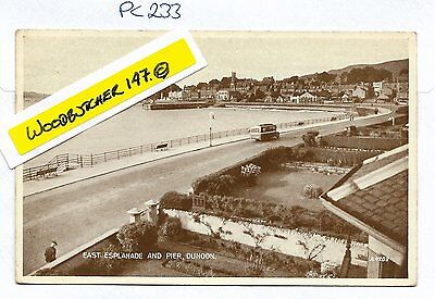 Dunoon. VALENTINE's PHOTOTYPE Postcard. A4208. (PC233)