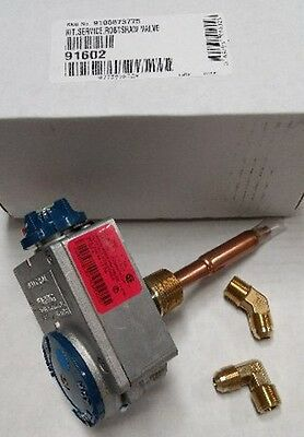 RV Dometic 91602 Atwood Water Heater Robertshaw Gas Valve