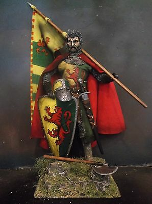 "12"" Custom William Marshall, Medieval English Crusader Knight 1/6 Figure Ignite"