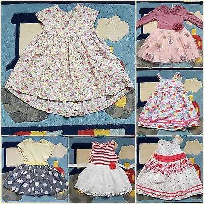 Girls Age 2-3 Years clothes bundle TU & Next summer dresses