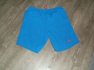"Mens HELLY HANSEN Swim Board Shorts Size L UK (Waist 36/38"")"