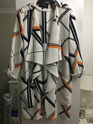 River Island Co-ord Set, Jacket And Skirt Size 6