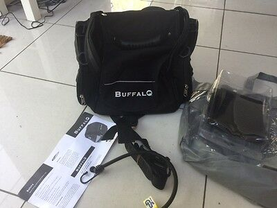 Buffalo motorcycle tail pack in great condition