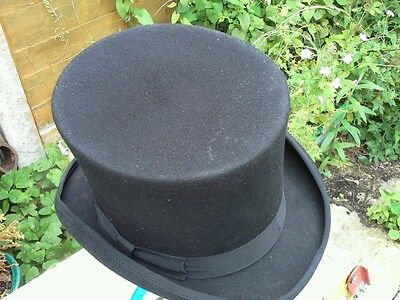 Top hat 58.5 cm circumference, large