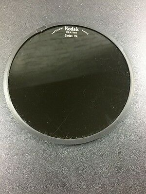 Kodak Safelight Filter for Darkroom Lamp, Wratten Series 0A, in Original Sleeve.