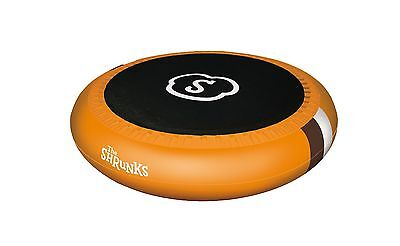 The Shrunks Inflatable 2-in-1 Safety Trampoline Pool Portable Indoor or Outdo...